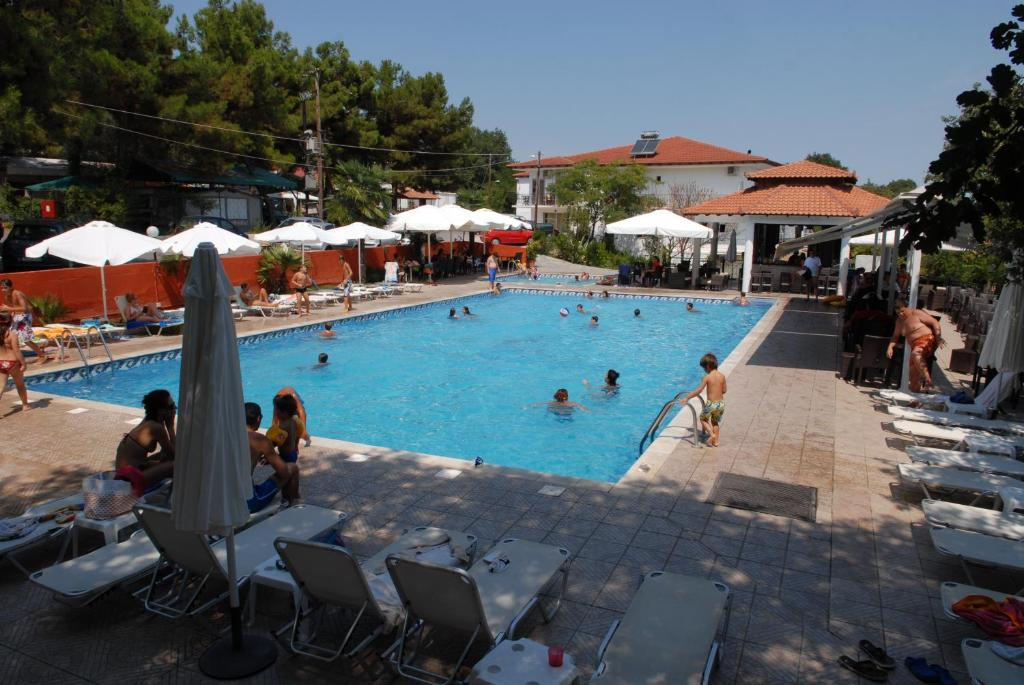 Hotel Camping Agiannis Makrygialos, Greece