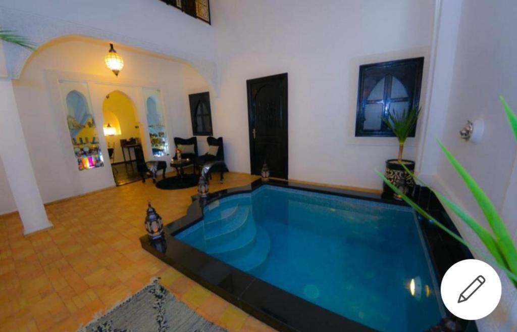 بيوت ضيافة Maison des ours (المغرب مراكش) - Booking.com