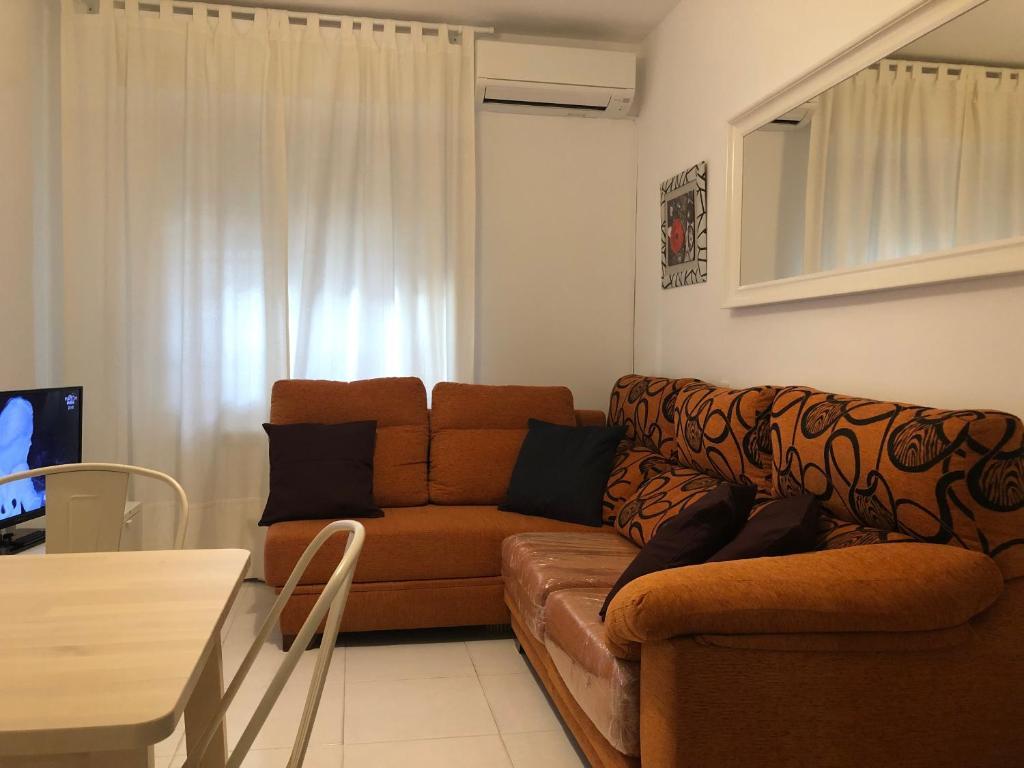Zona de estar de Apartamento Lillo