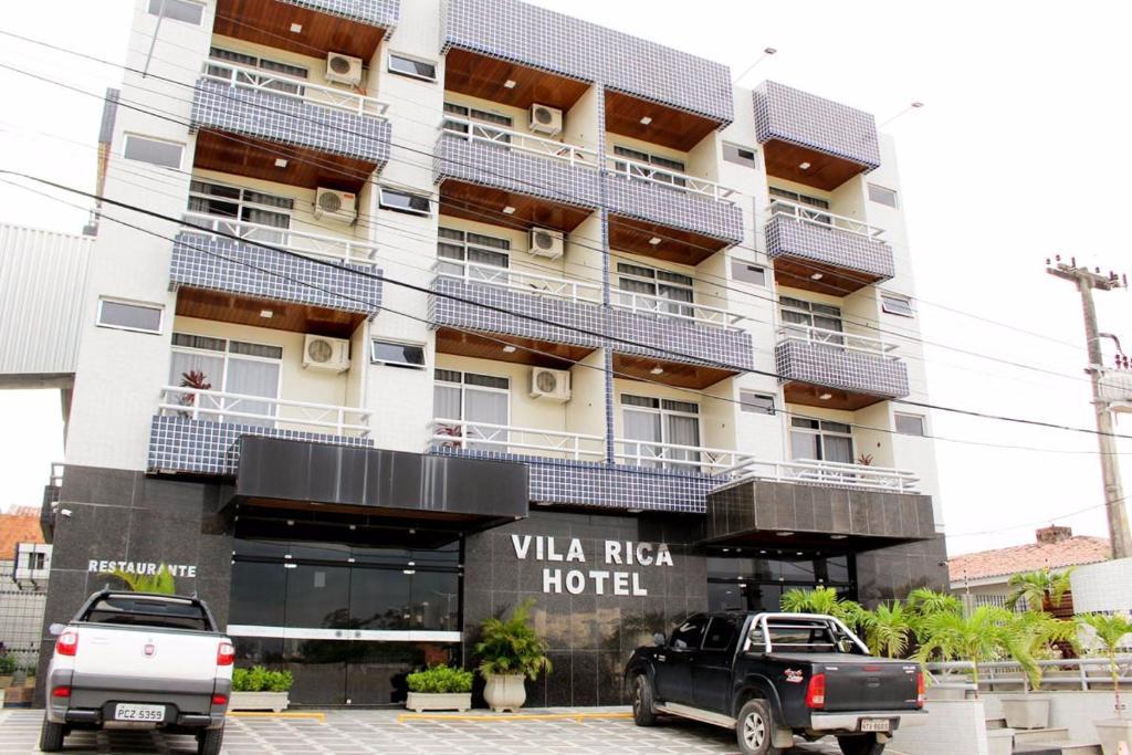 Vila Rica Hotel Caruaru