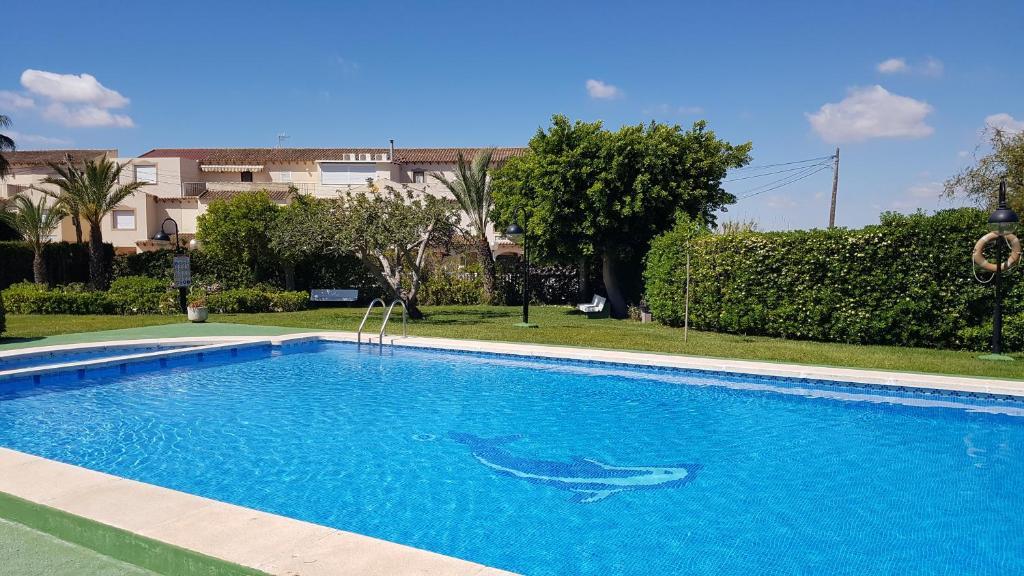 Vacation Home El Mirador De La Laguna Guardamar Del Segura Spain Booking Com