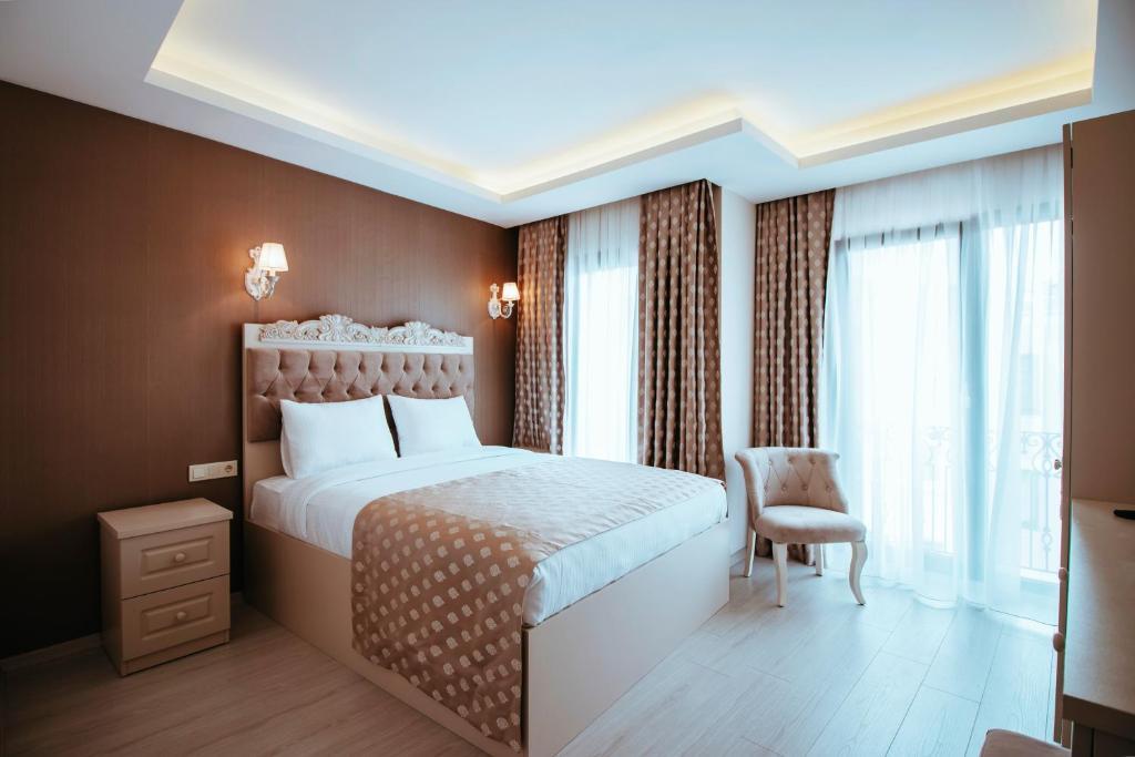 Lova arba lovos apgyvendinimo įstaigoje Istanroom by Keo