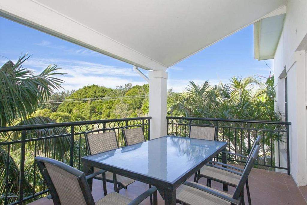 A balcony or terrace at 1/17 22nd Ave - Sawtell, NSW