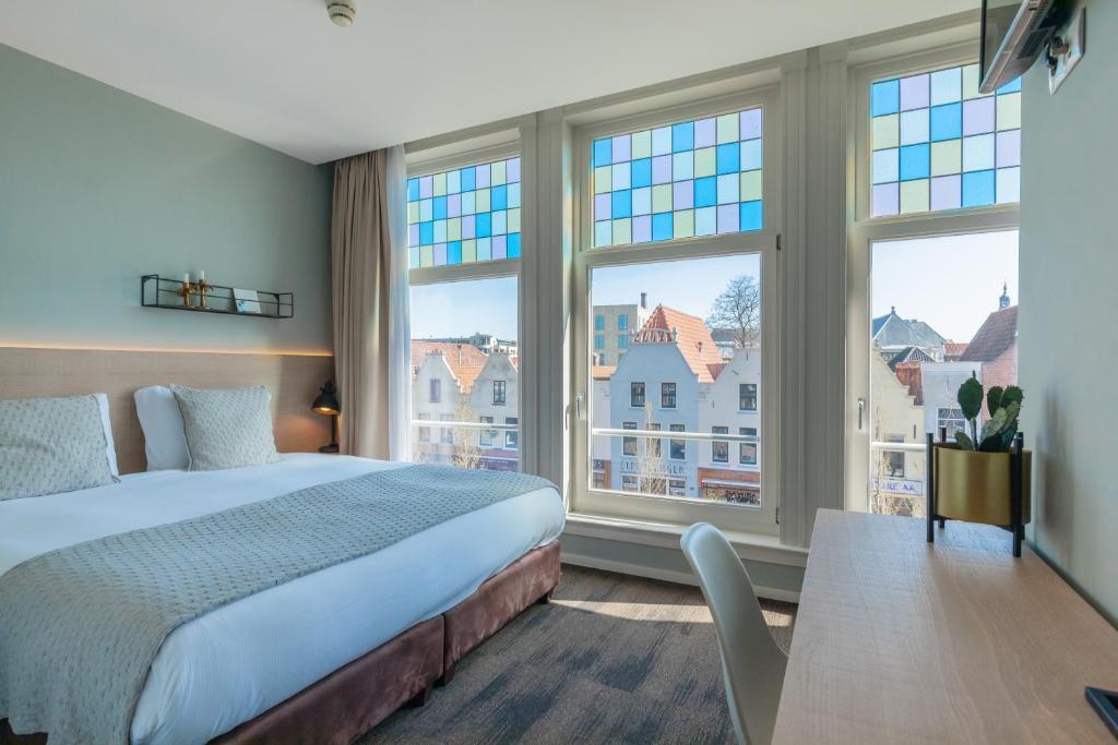 City Hotel Rembrandt Leiden, Netherlands