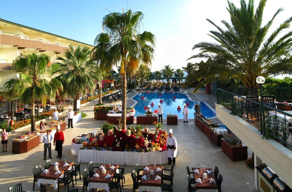 Galeri Resort Otel Okurcalar Alanya Turkei Okurcalar Booking Com
