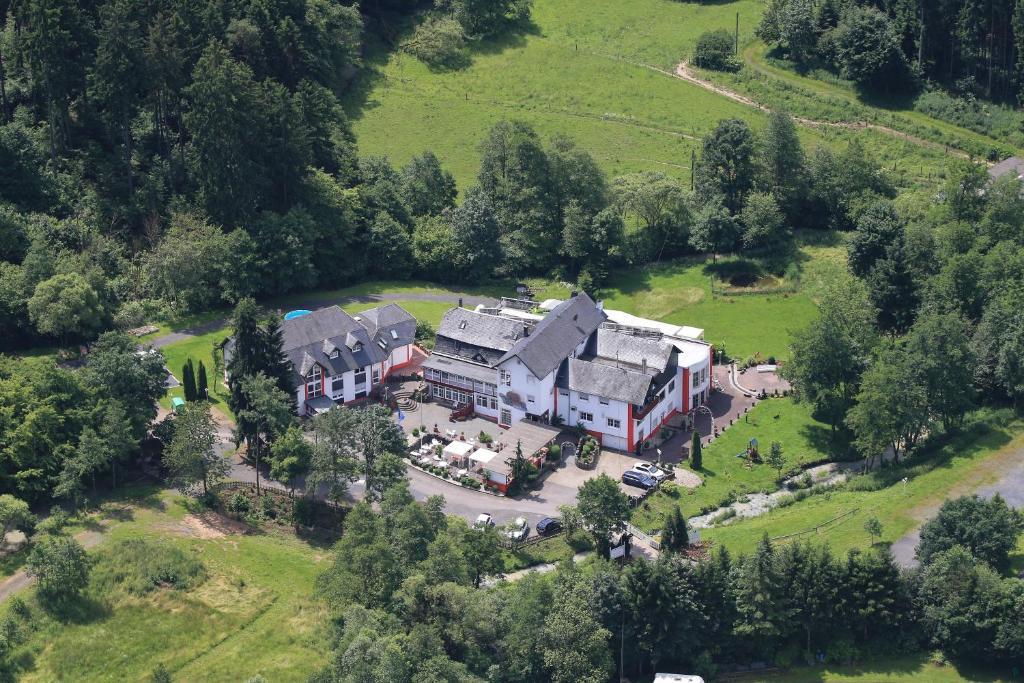 A bird's-eye view of Historisches Landhotel Studentenmuehle