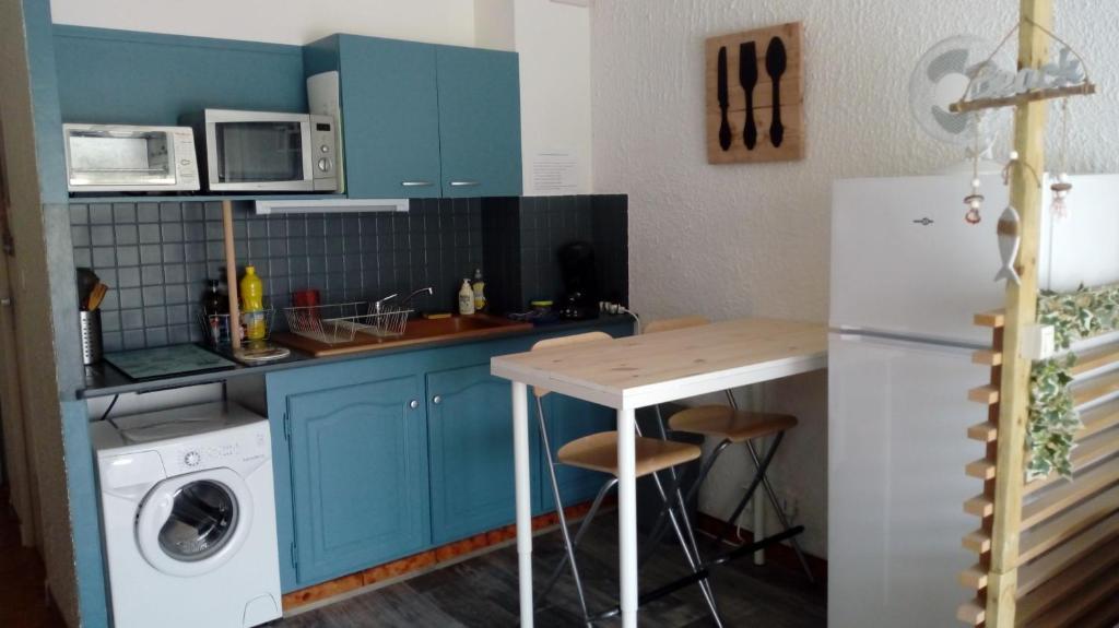 Studio meublé aux Sablettes La Seyne sur Mer