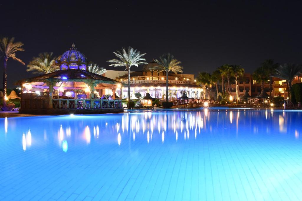 Het zwembad bij of vlak bij Parrotel Aqua Park Resort