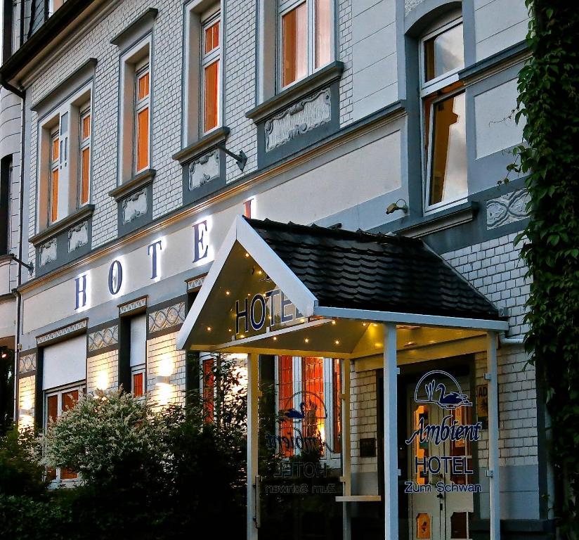 Ambient Hotel Zum Schwan Gelsenkirchen, Germany