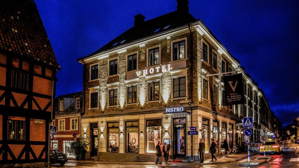 V Hotel Helsingborg; BW Premier Collection Helsingborg, Sweden