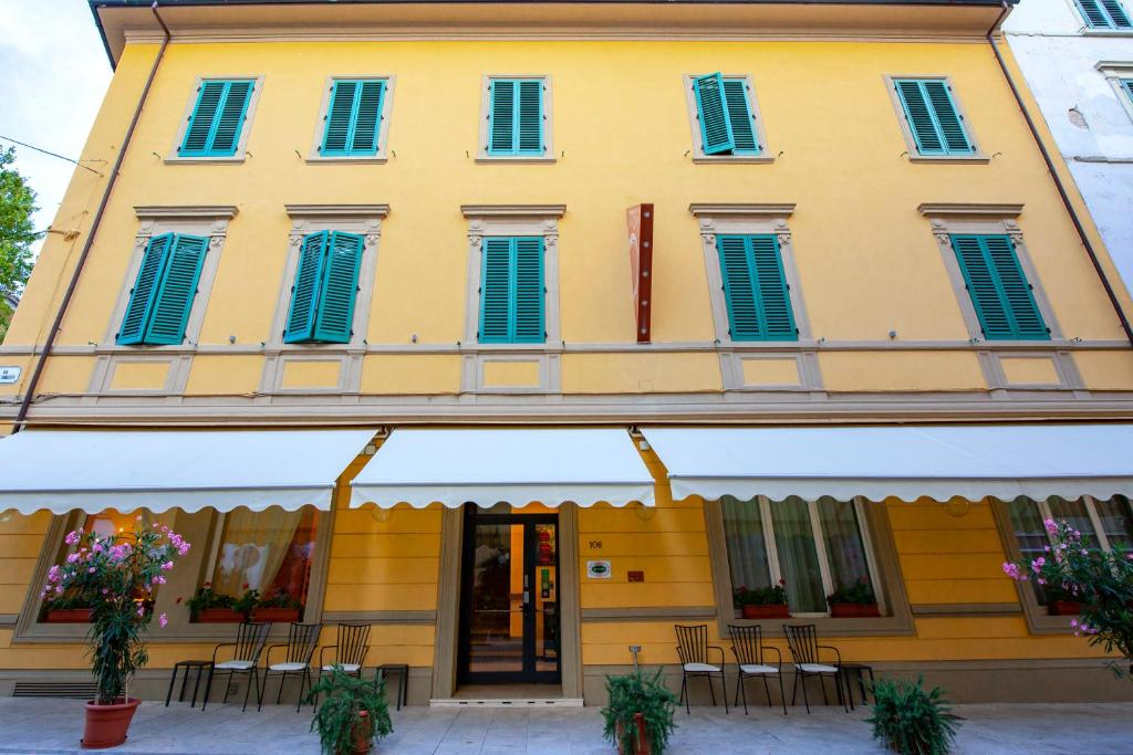 SmArt Hotel Bartolini, Montecatini Terme – Updated 2020 Prices