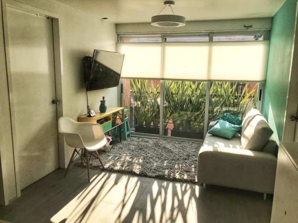 Comodo apartamento Ciudad de Mexico
