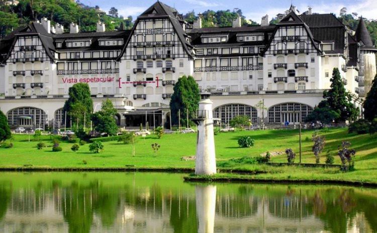 Espetacular Apartamento Palácio Quitandinha
