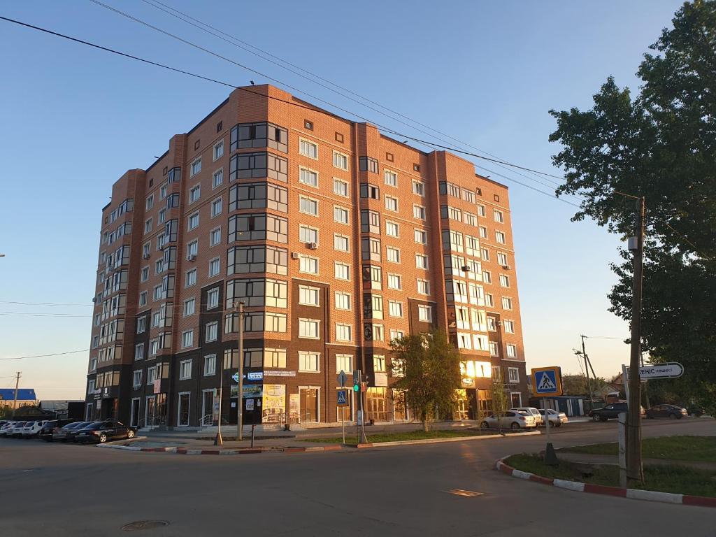 ЖК, улица Акана Сери 40, Кокшетау 020000, Казахстан Апартаменты