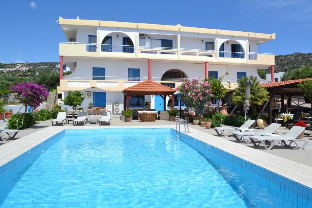 Πισίνα στο ή κοντά στο Havania Apartments