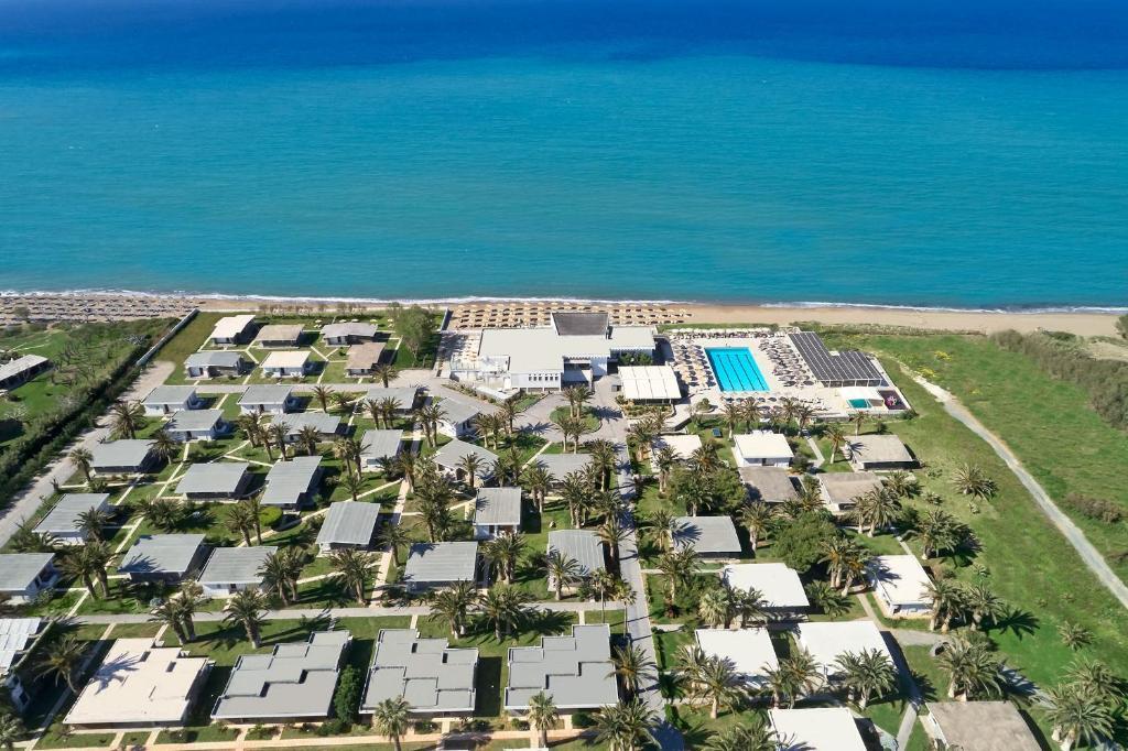 Άποψη από ψηλά του Civitel Creta Beach