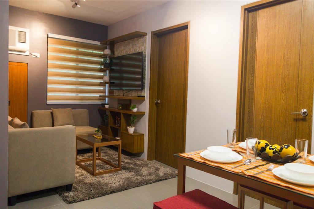 2 Bedroom Condo Unit For Rent Near Airport Manila Philippines Booking Com