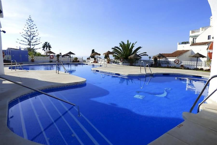 The swimming pool at or near Hotel Bajamar Ancladero Playa