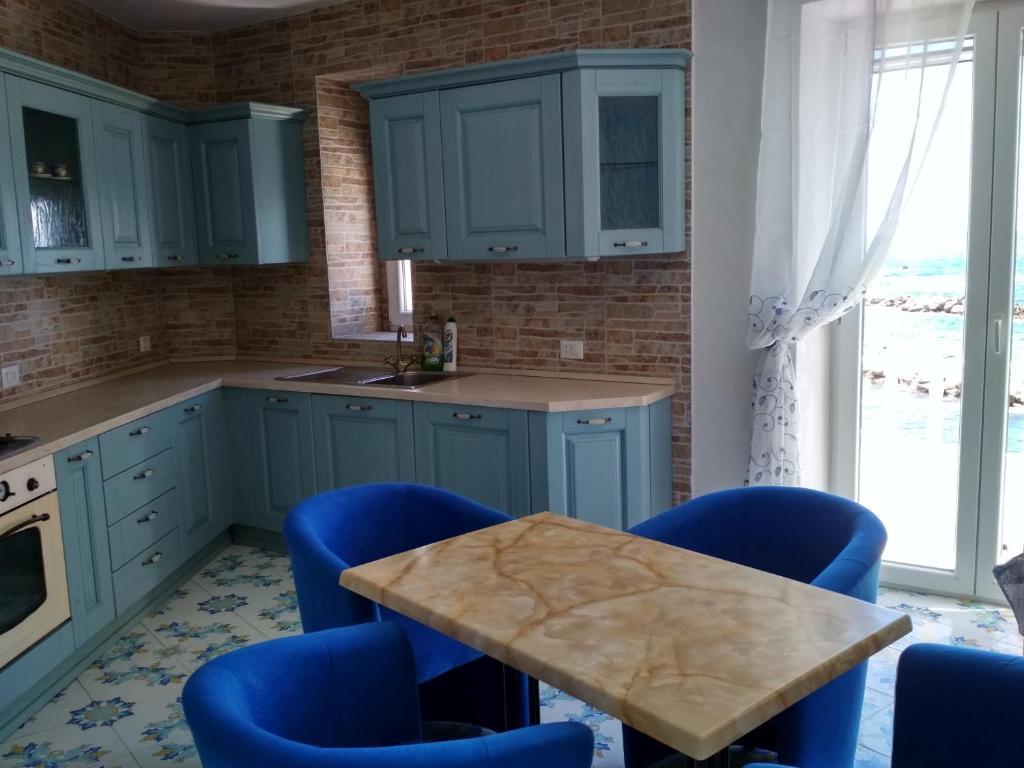 Appartamento azzurro in Residence San Marco