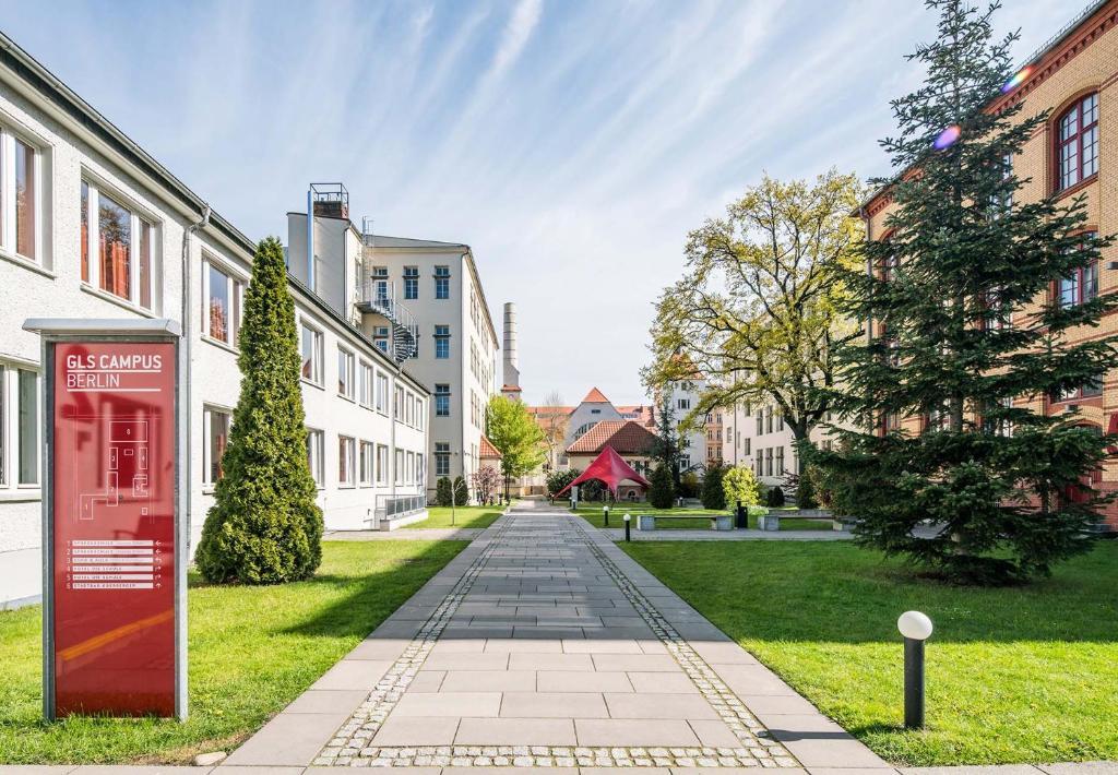 Hotel Die Schule Berlin, Germany