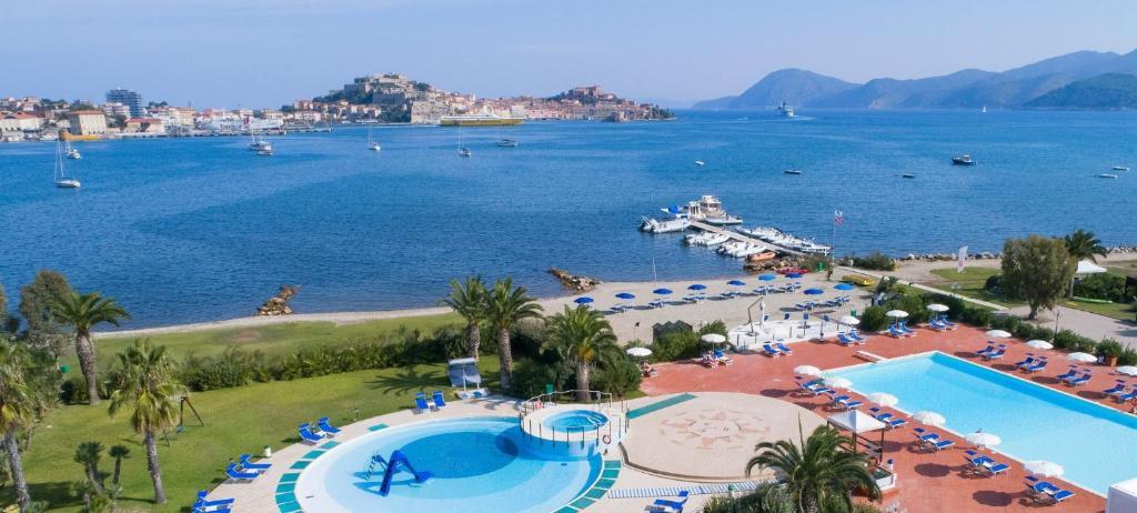 Hotel Airone del Parco&delle Terme Portoferraio, Italy