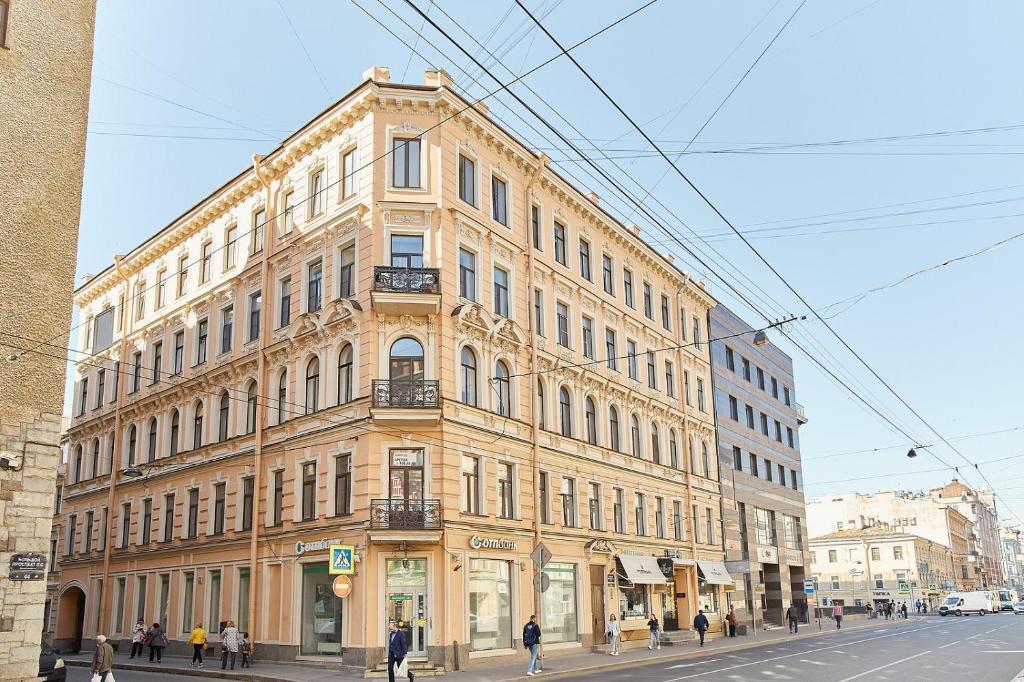 Апартаменты takeroom петроградская цена на квартиру в испании