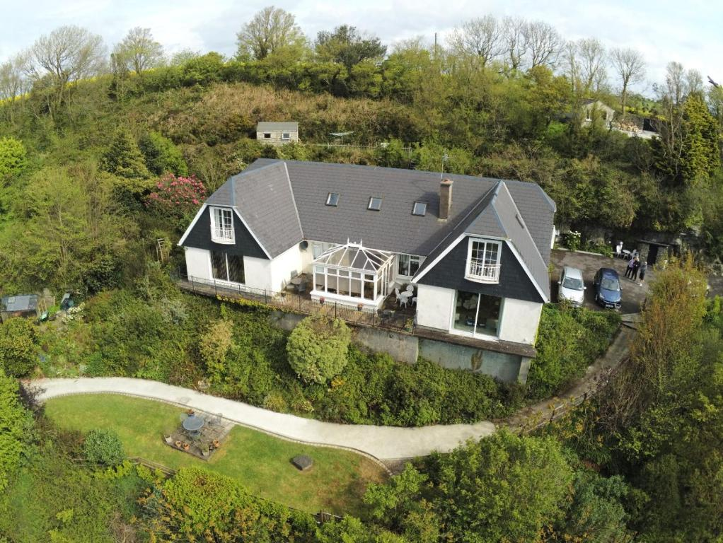 A bird's-eye view of Rocklands House Bed and Breakfast