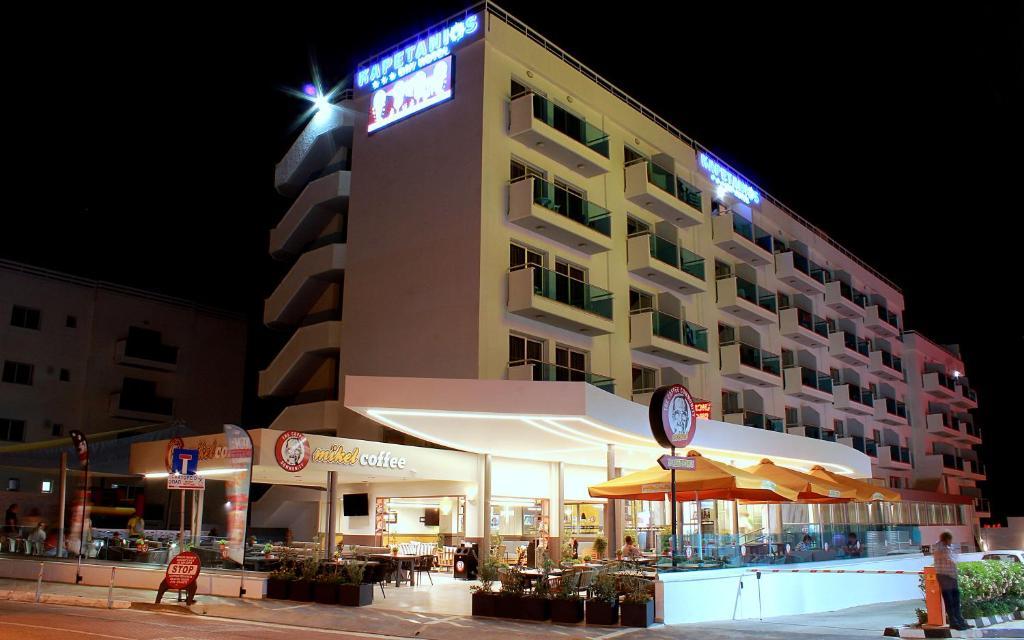 Kapetanios Bay Hotel Protaras, Cyprus