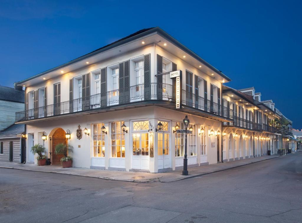 Chateau Hotel New Orleans La Booking Com