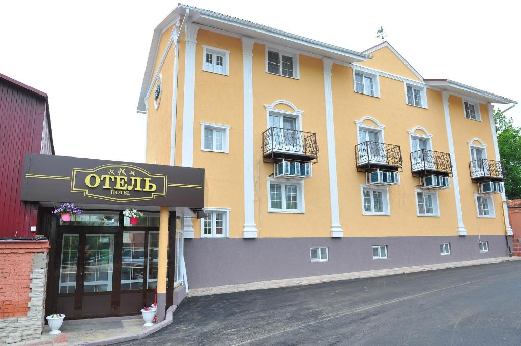 Hotel Sovetskaya 49
