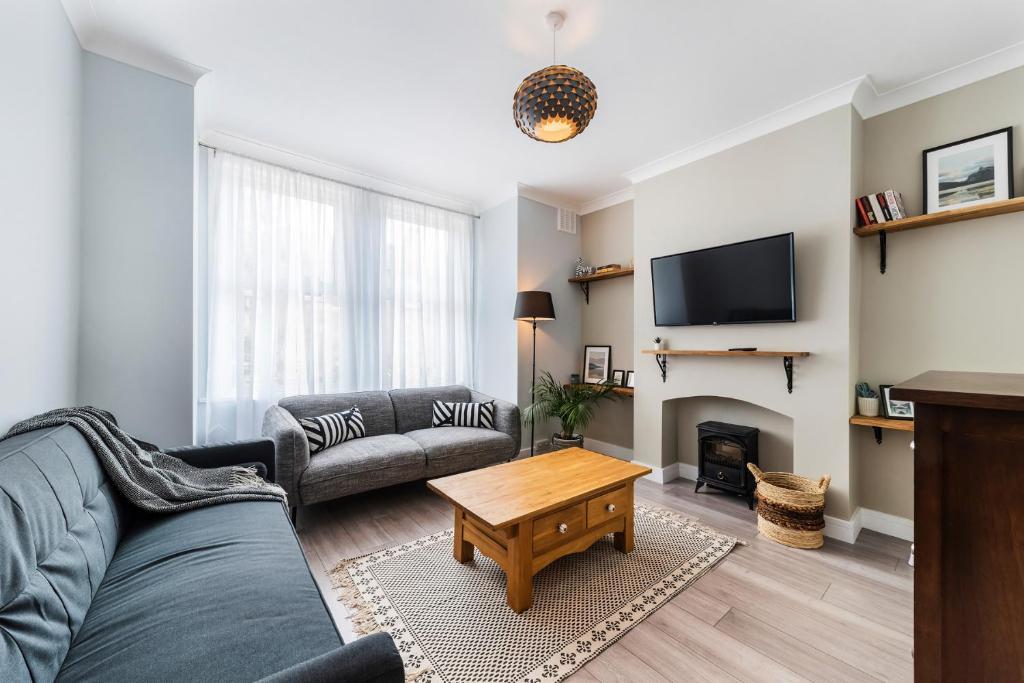 Lovely modern apartment - Fast 100Mbps WiFi - Netflix