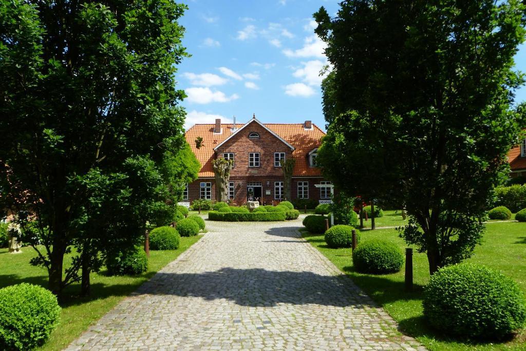 Ringhotel Friederikenhof Lubeck, Germany