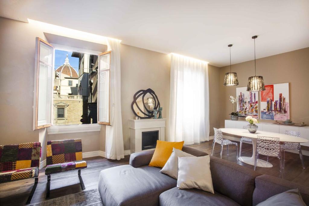 Le Residenze A Firenze Appartamento Con Vista Duomo Firenze Prezzi Aggiornati Per Il 2021