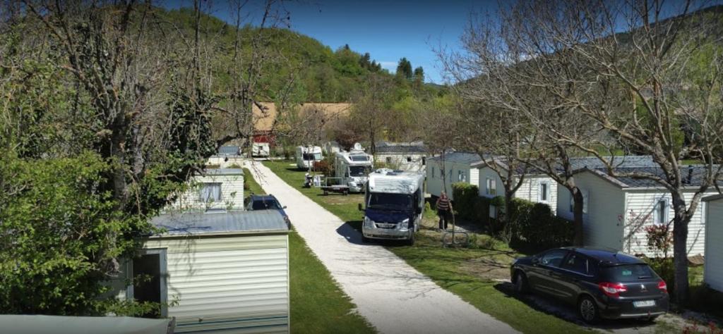 Camping les Lavandes Castellane, France