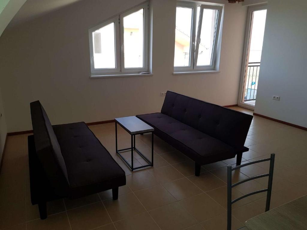 Posedenie v ubytovaní Apartmány Horná Seč