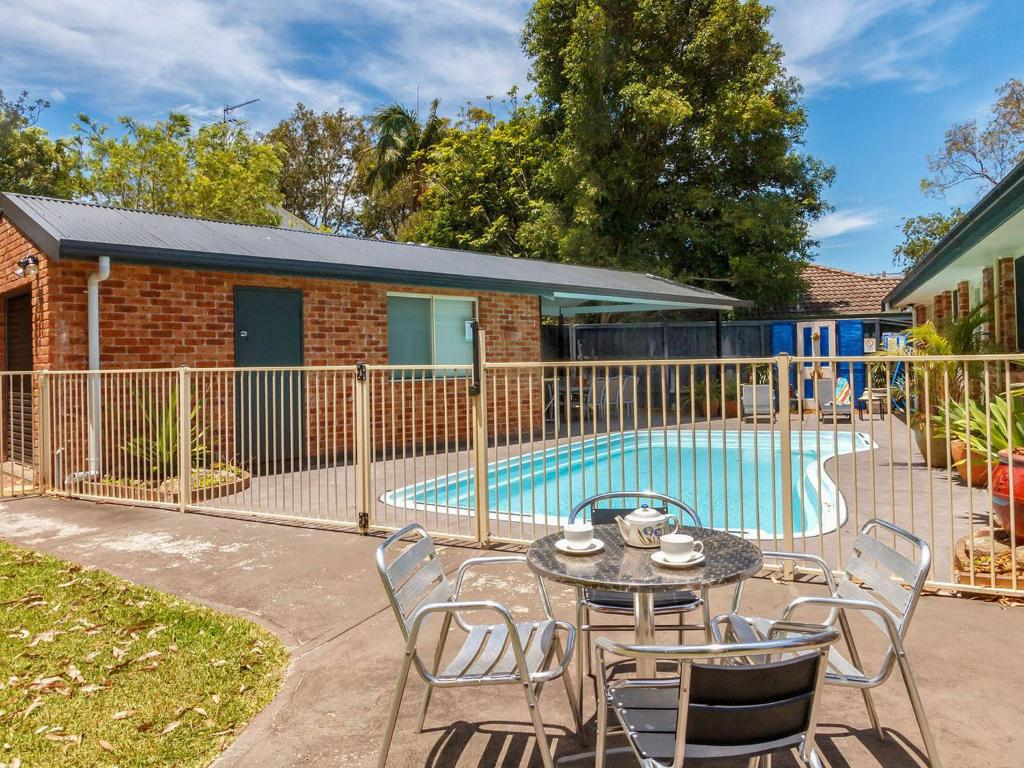 The swimming pool at or near Three Bedroom Home plus Pool