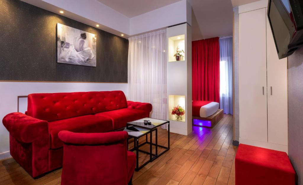 Hotel Ambre Paris, France