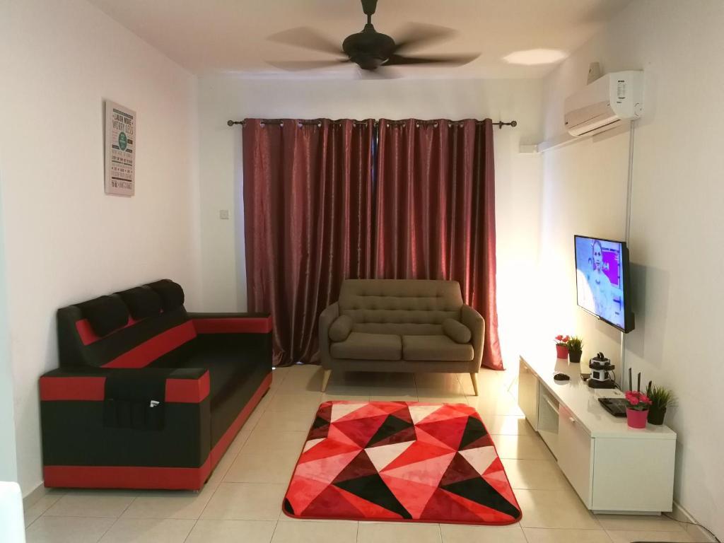 Baraqah Home, Seremban (100mbps Wifi & Netflix)