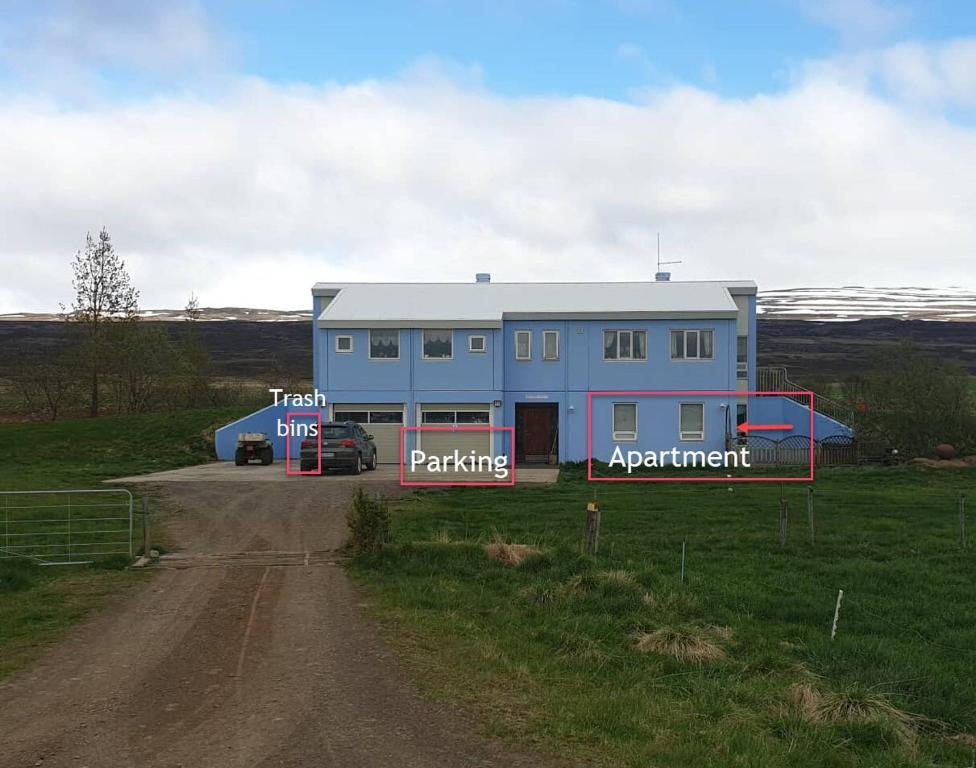 Peaceful farm apartment