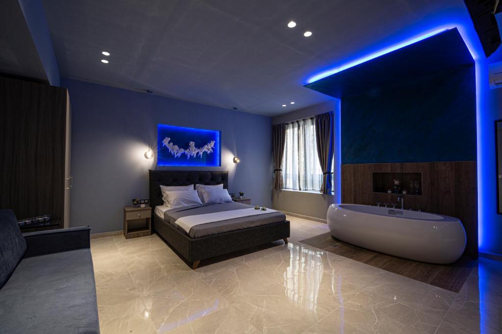 Aegeon Hotel Thessaloniki - Laterooms