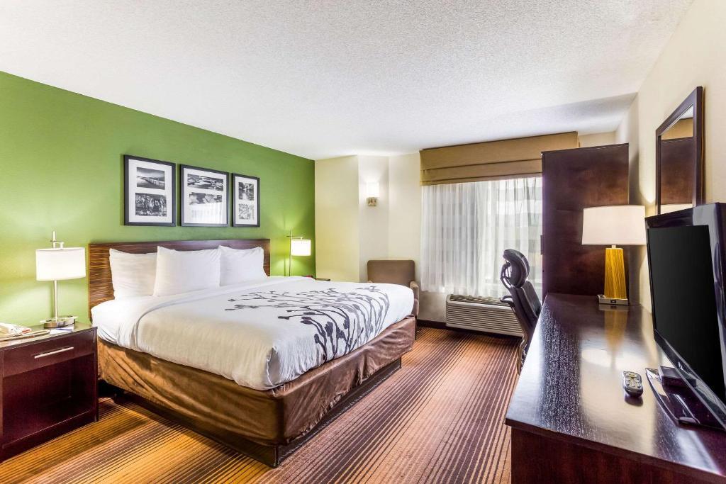 Sleep Inn & Suites Kingsport TriCities Airport