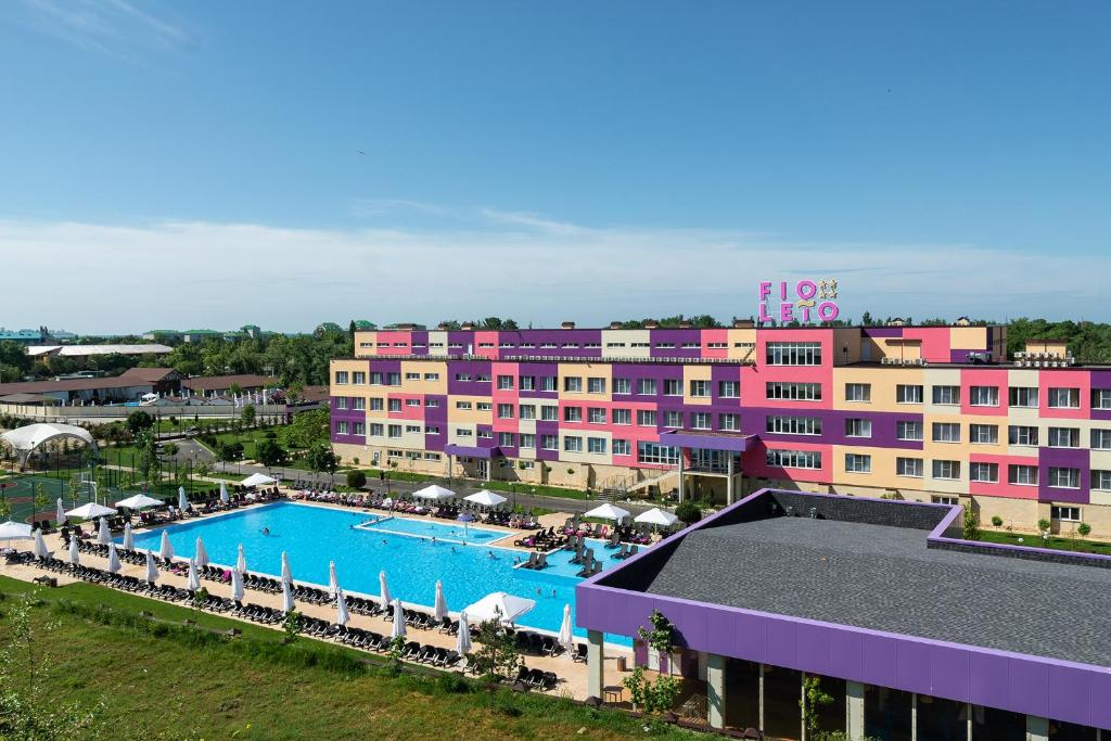 Fioleto Ultra All inclusive Family Resort In Miracleon