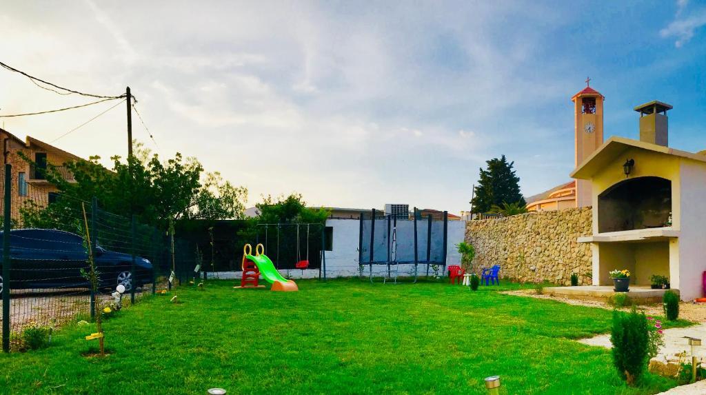 Children's play area at Apartment Baćo