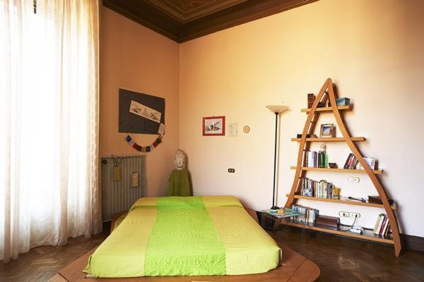 Ein Bett oder Betten in einem Zimmer der Unterkunft Butterflys b&b suite home