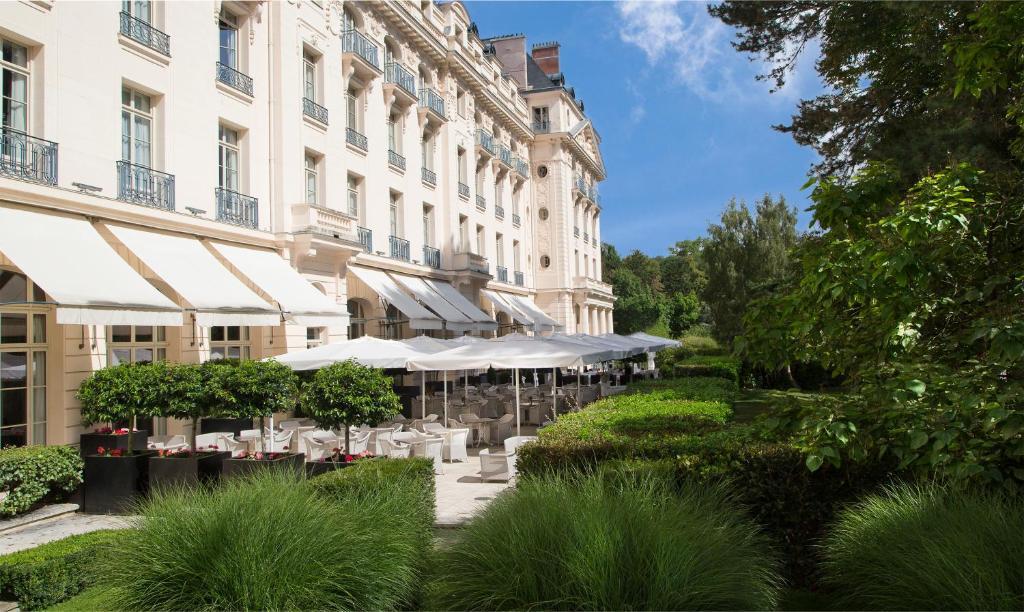 Moderne Waldorf Astoria Versailles - Trianon Palace, Versailles – Updated WK-11