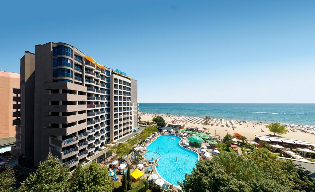 Hotel Bellevue - Beach Access Sunny Beach, Bulgaria