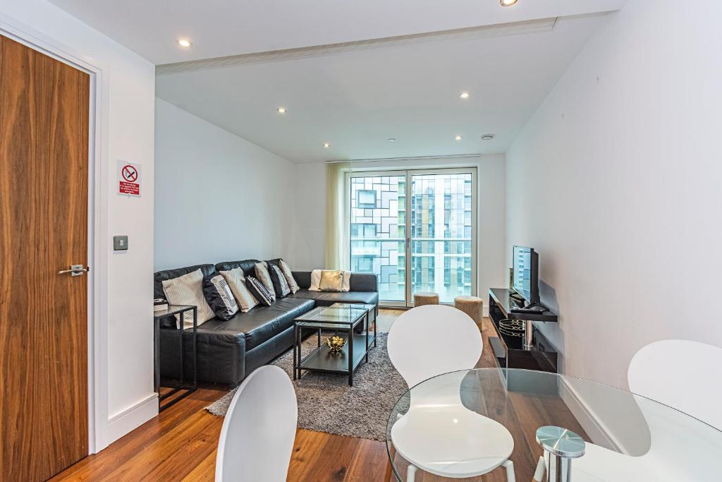 The City Suites - Canary Wharf - Laterooms