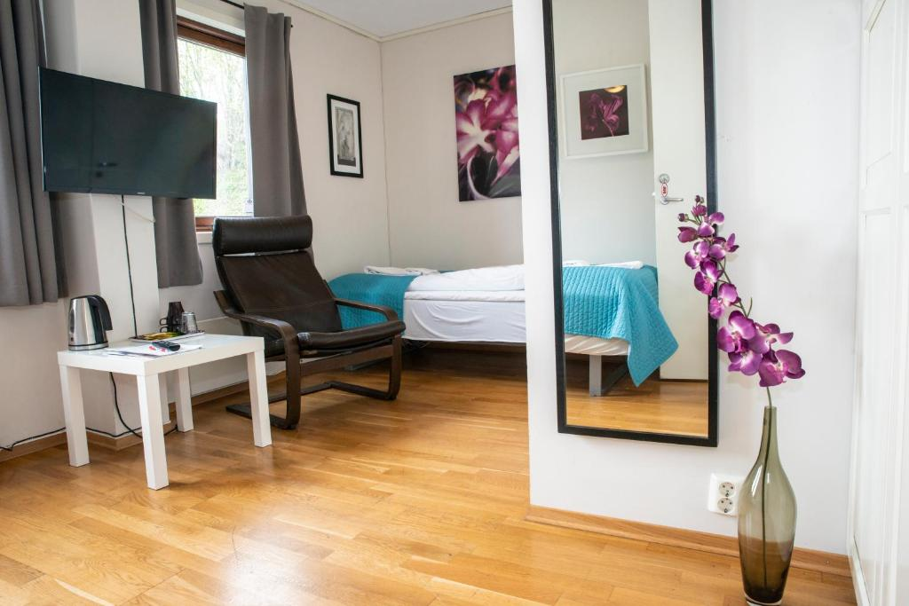 Sandmoen Bed & Breakfast (Free Parking), Trondheim – Updated