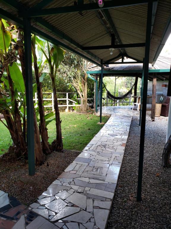 Um jardim em Pouso Dos Viajantes - Unidade Bairro - Ouro Preto