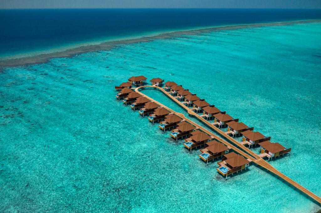 A bird's-eye view of VARU by Atmosphere - Premium All Inclusive with Free Transfers